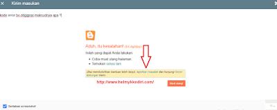 Cara mengatasi error bx pada blogger2