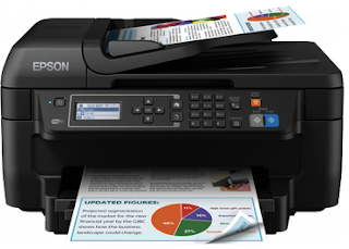 Epson WorkForce WF-2750DWF Driver Free Download - Windows, Mac