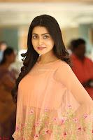 Avantika Mishra Looks beautiful in peach anarkali dress ~  Exclusive Celebrity Galleries 086.JPG