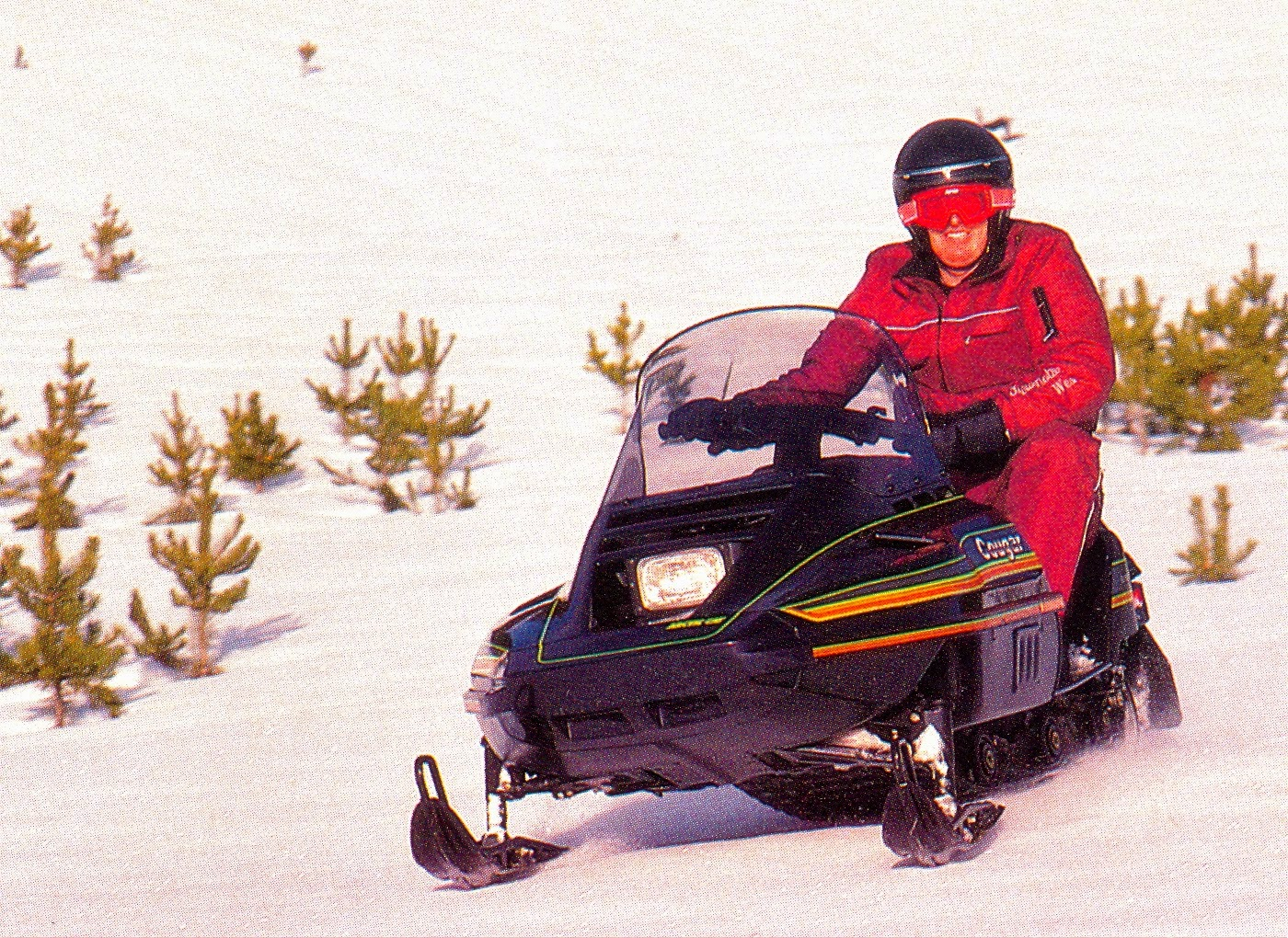 1988 ARCTIC CAT COUGAR