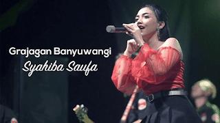 Lirik Lagu Grajagan Banyuwangi - Syahiba Saufa