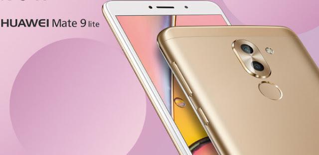 Huawei Mate 9 Lite Specs