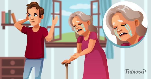 Не говорите эти 7 фраз своей маме, они режут ее душу без ножа!