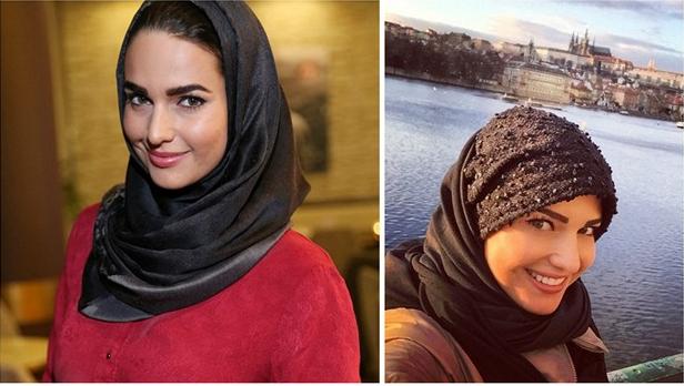 Mantan Ratu Kecantikan Republik Ceko Putuskan Jadi Muallaf