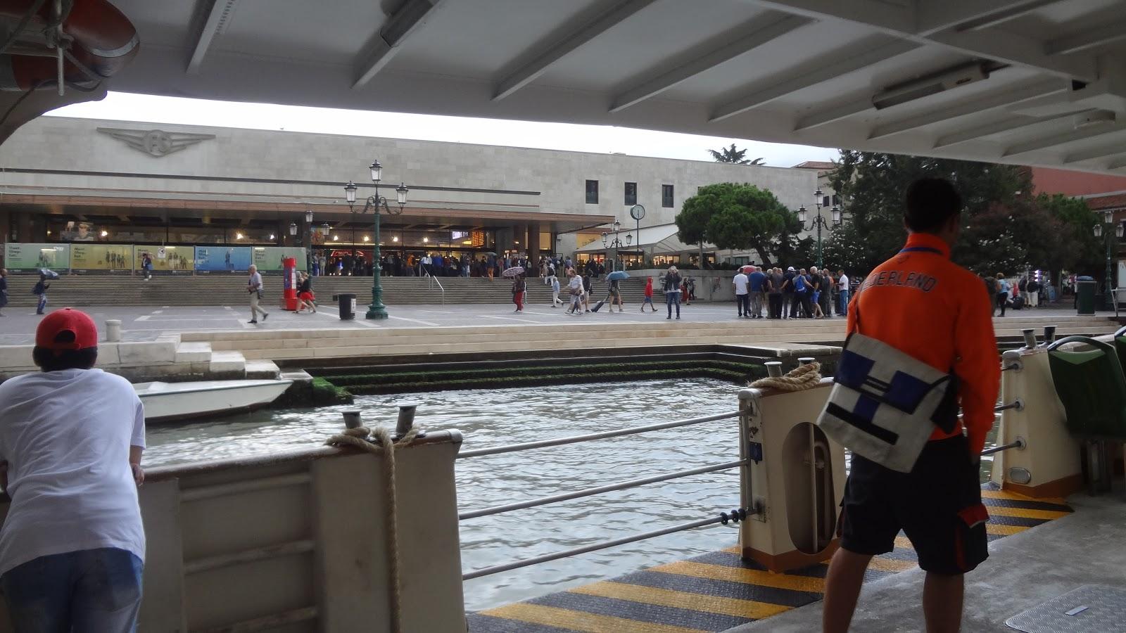 santa maria rail station