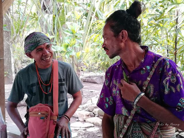 Mereka Diskusi Tentang Indonesia