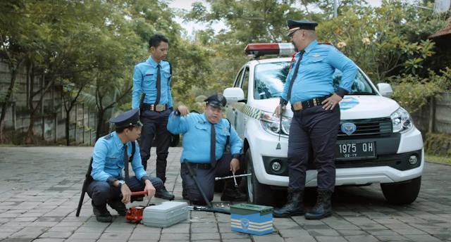 Jadwal tayang Film Terbaru Security Ugal-Ugalan 2017