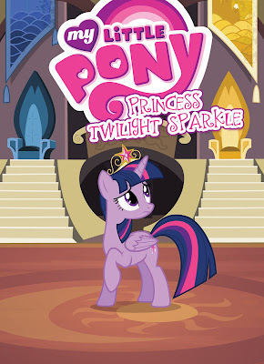 My Little Pony: Princess Twilight Sparkle - Comic Adaptation