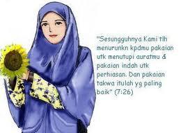 Ciri Ciri Wanita Solehah