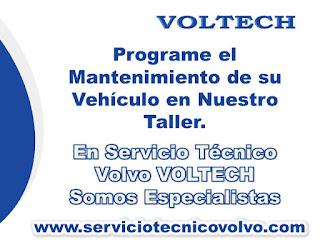 Taller Volvo VOLTECH Reparacion Motor
