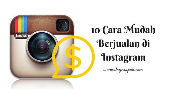 Khusus Lelaki: Cara Merayu Wanita Lewat Instagram