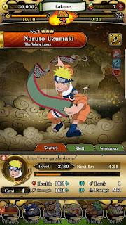 Download Naruto Ultimate Ninja Blazing v1.1.0 Apk