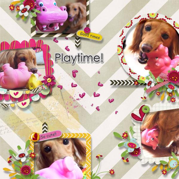 DSB  Playtime!