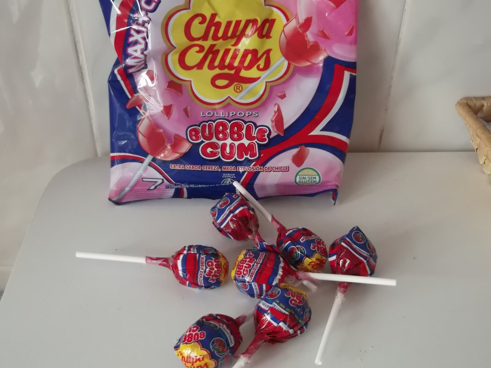 Belswan degustabox caja de abril - Housse de couette chupa chups ...