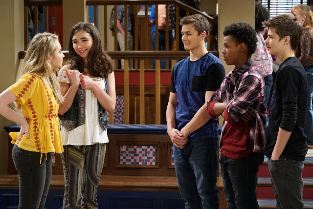 Girl Meets World - Girl Meets Jexica - Review