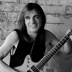 AC/DC's Malcolm Young