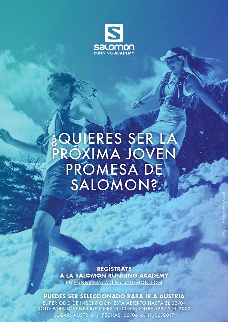 Salomon Running Academy 2017