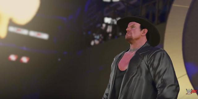 Descubre el modo MiCarrera de WWE2K17