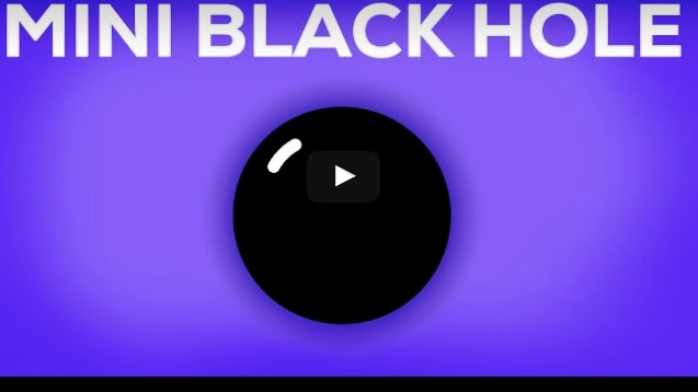 What If a Coin in Your Pocket-Collapses into a Black Hole? Video