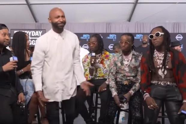 Joe Budden Explains Why He Walked Out Of His Interview With Migos, Calls Them 'Little Diva Ni**as'