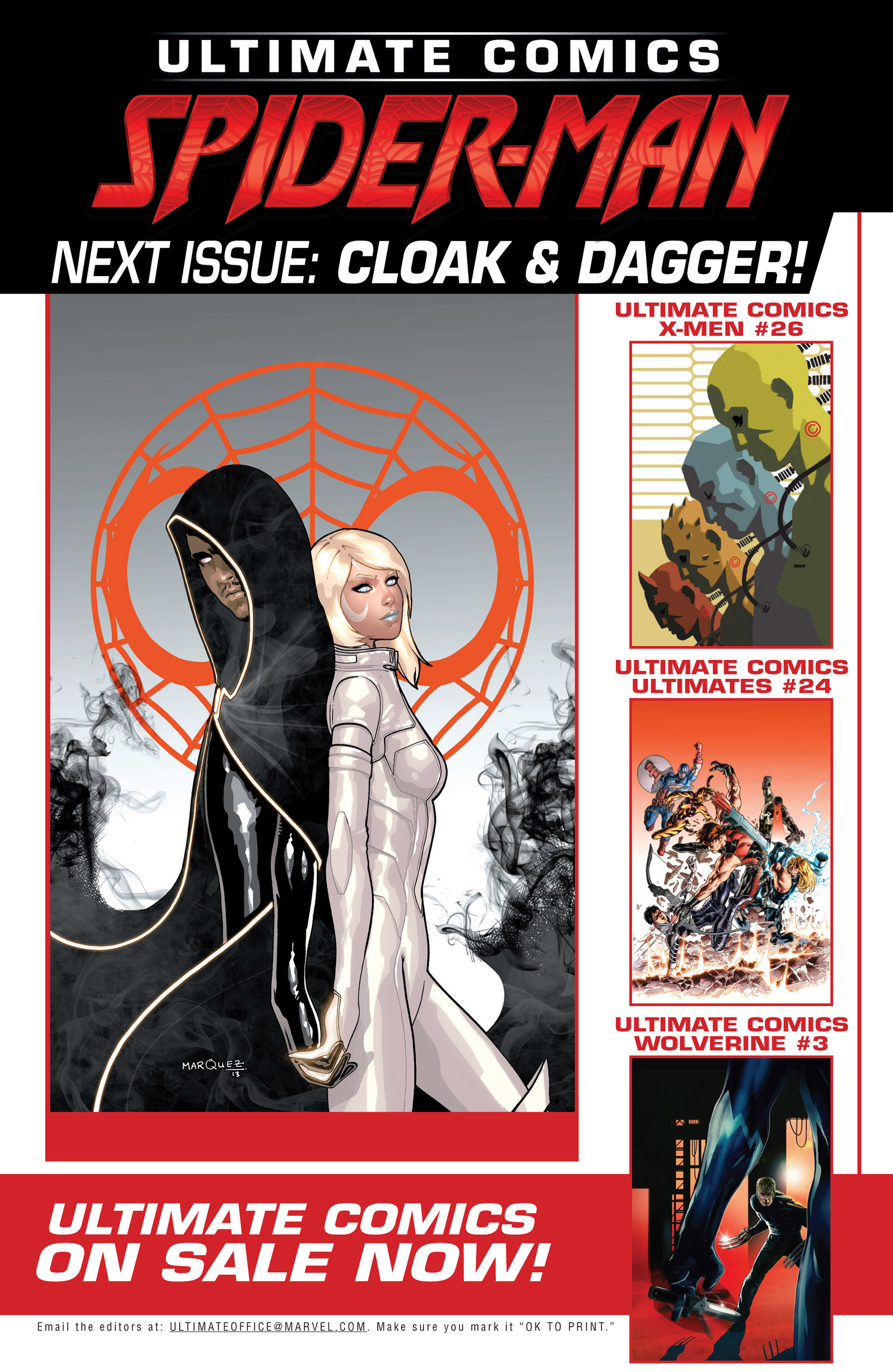 Read online Ultimate Comics Spider-Man (2011) comic -  Issue #23 - 20
