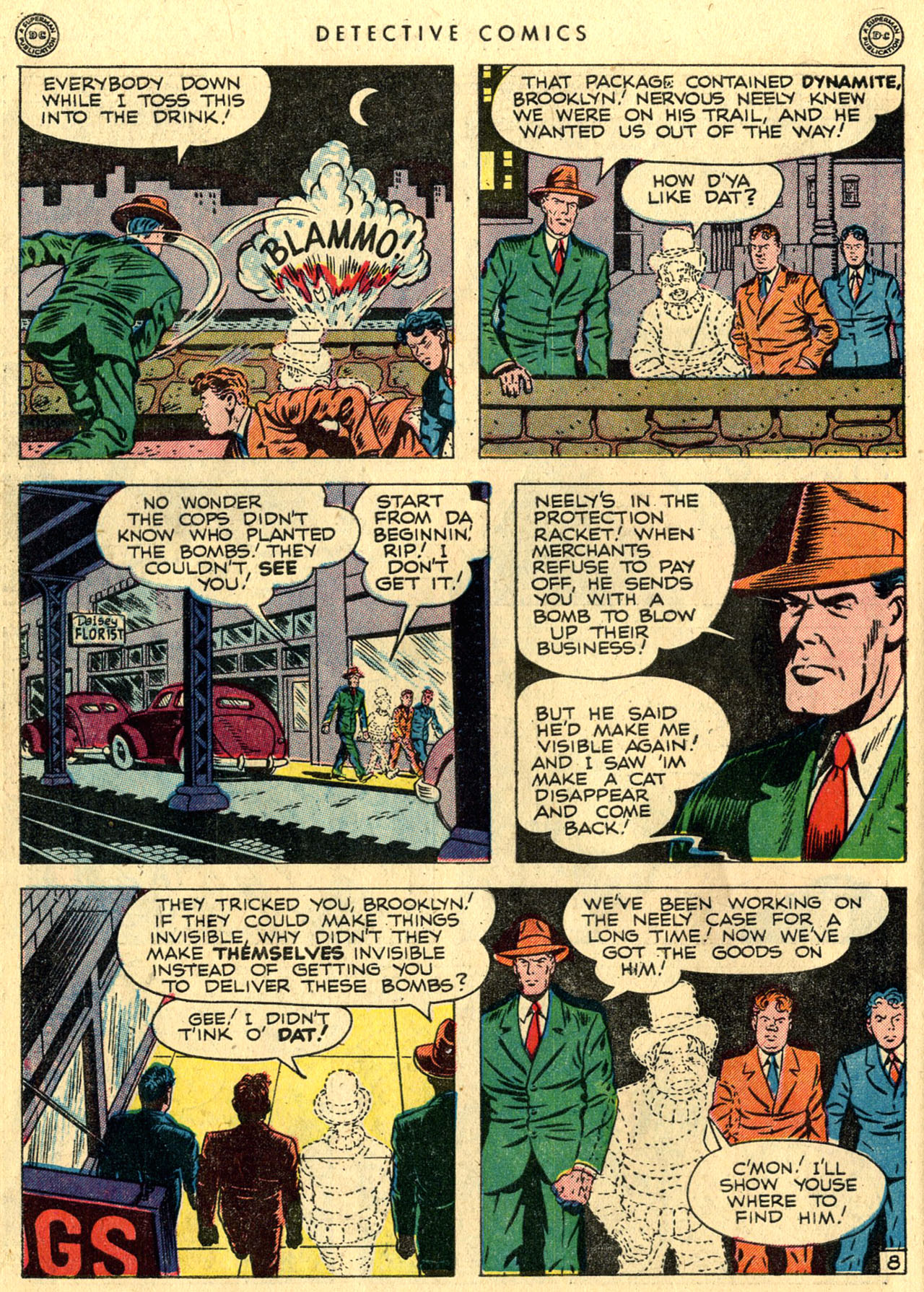 Read online Detective Comics (1937) comic -  Issue #118 - 44