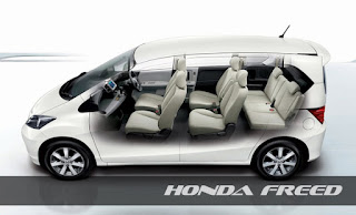 Kabin Honda Freed
