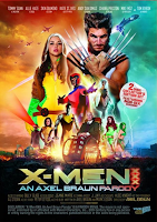 X-Men XXX Parody