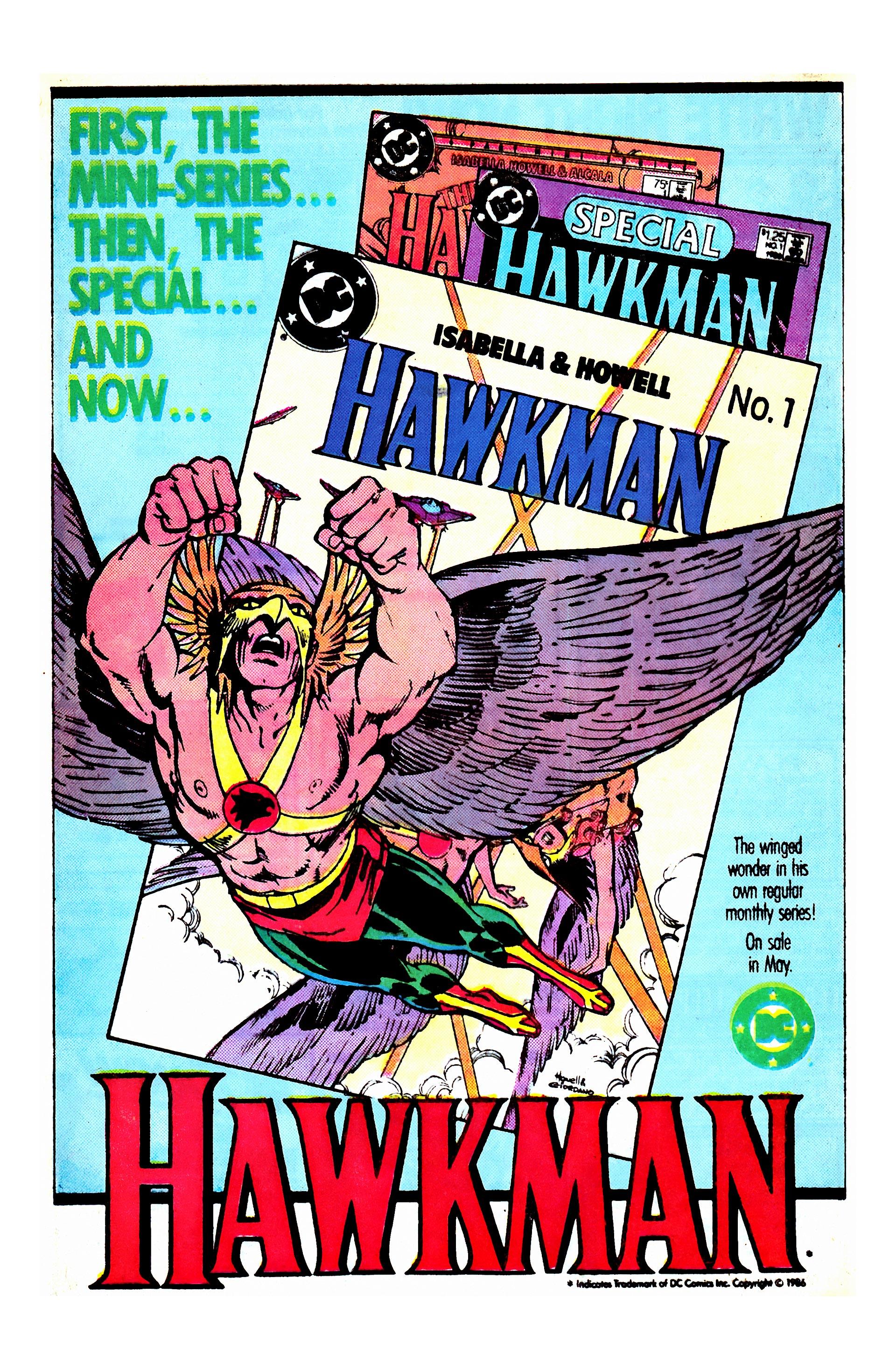 Read online Secret Origins (1986) comic -  Issue #5 - 24