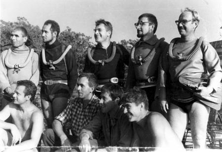 Участники проекта Ихтиандр-66