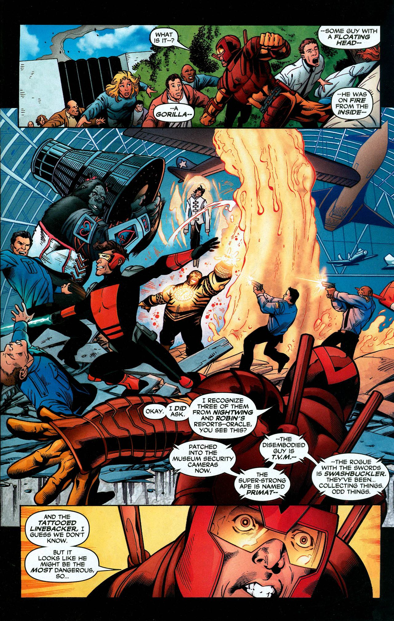 Read online Trinity (2008) comic -  Issue #11 - 24