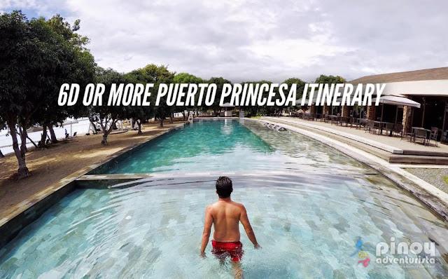 Puerto Princesa Travel Guide Blogs Sample 6 Days Itinerary Palawan