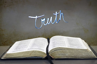 Truth will stand up to any examination.  There is no need to fear questions.