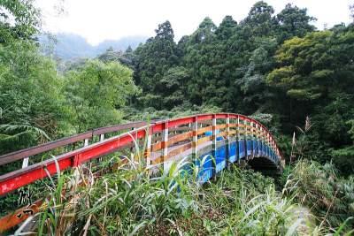 彩虹橋步道
