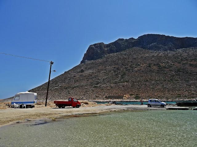 Grecja miejscowość Stavros, Kreta