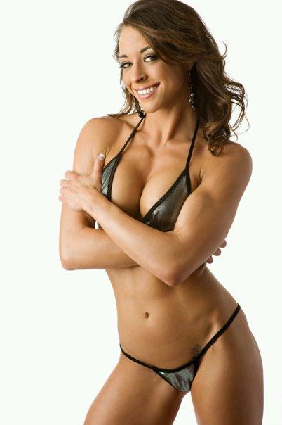 Hot gym babe
