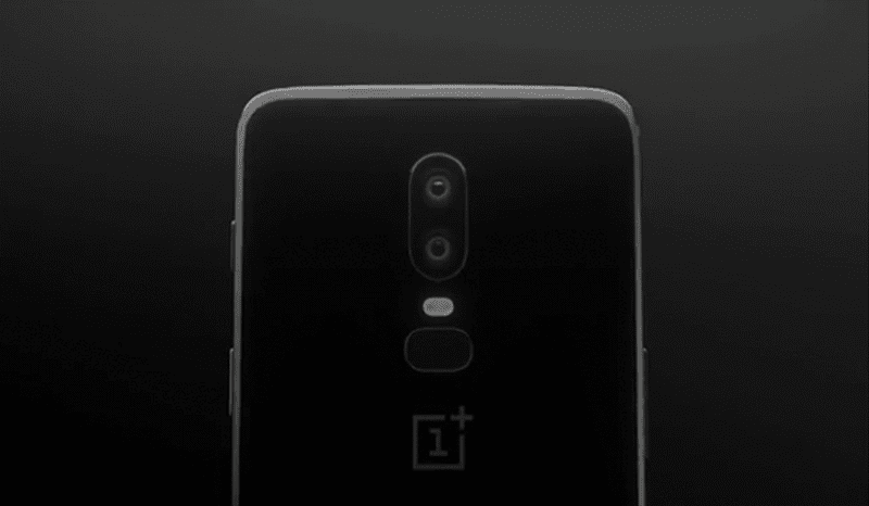 OnePlus 6 with 6.28-inch screen and Snapdragon 845 now official!