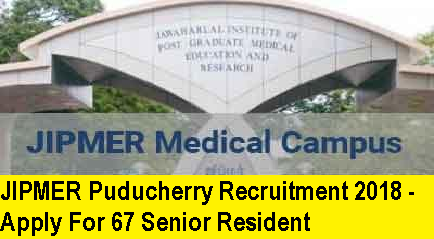 jipmer-puducherry-recruitment-2018-doctor-posts