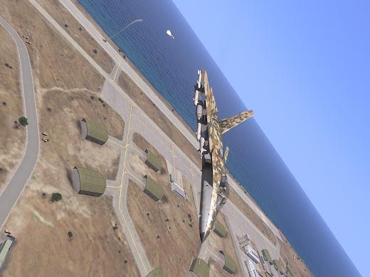 arma3に地対空ミサイルを追加するMOD