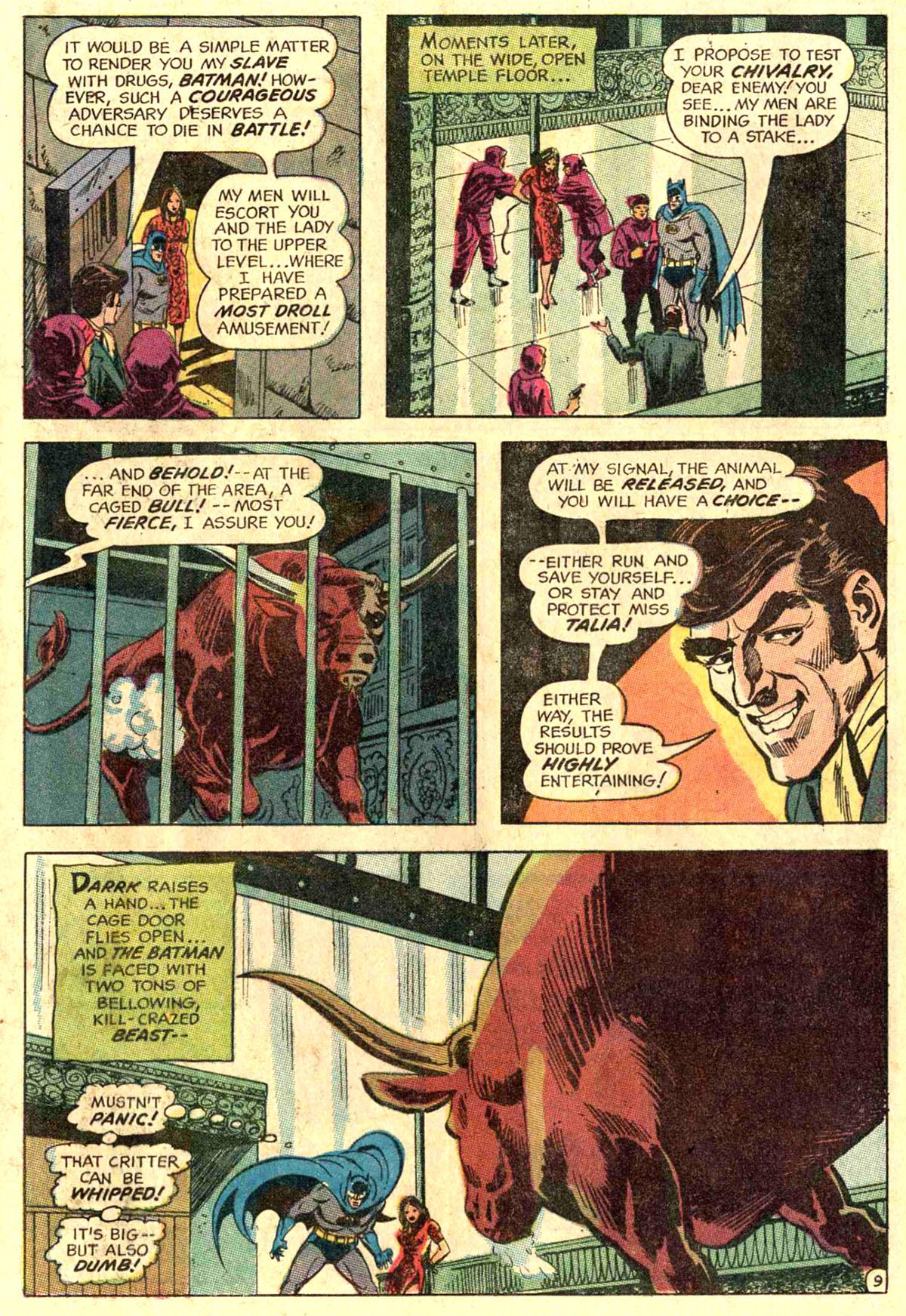 Detective Comics (1937) 411 Page 12