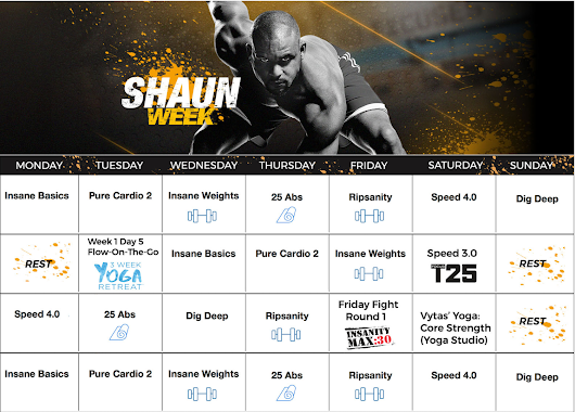 Shaun Week Has Been Extended