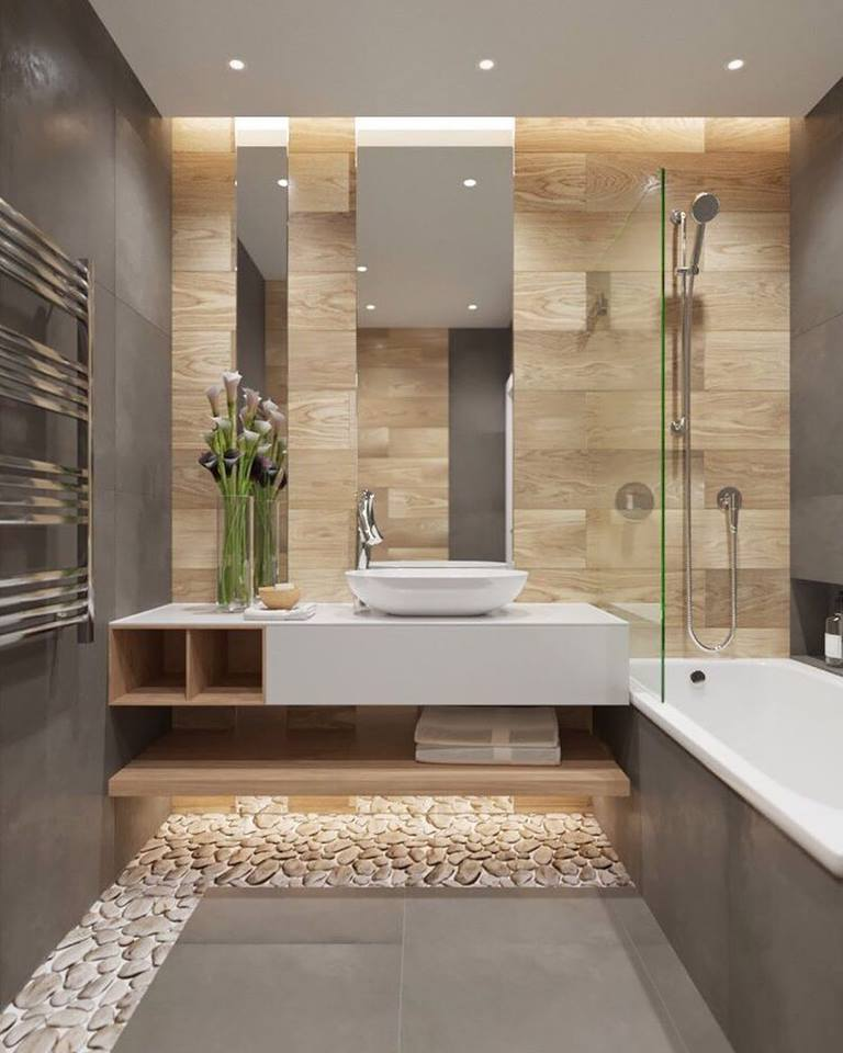 15 Modern Bathroom Design Ideas for Absolute Comfort & 15 Modern Bathroom Design Ideas for Absolute Comfort - Decor Units