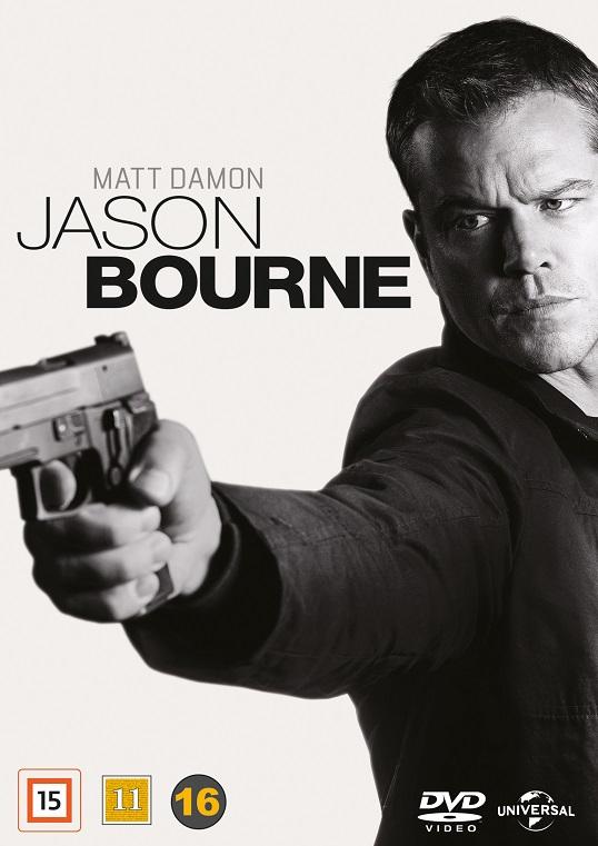 فیلم دوبله: جیسون بورن (2016) Jason Bourne