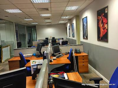 pintura de escritórios são paulo