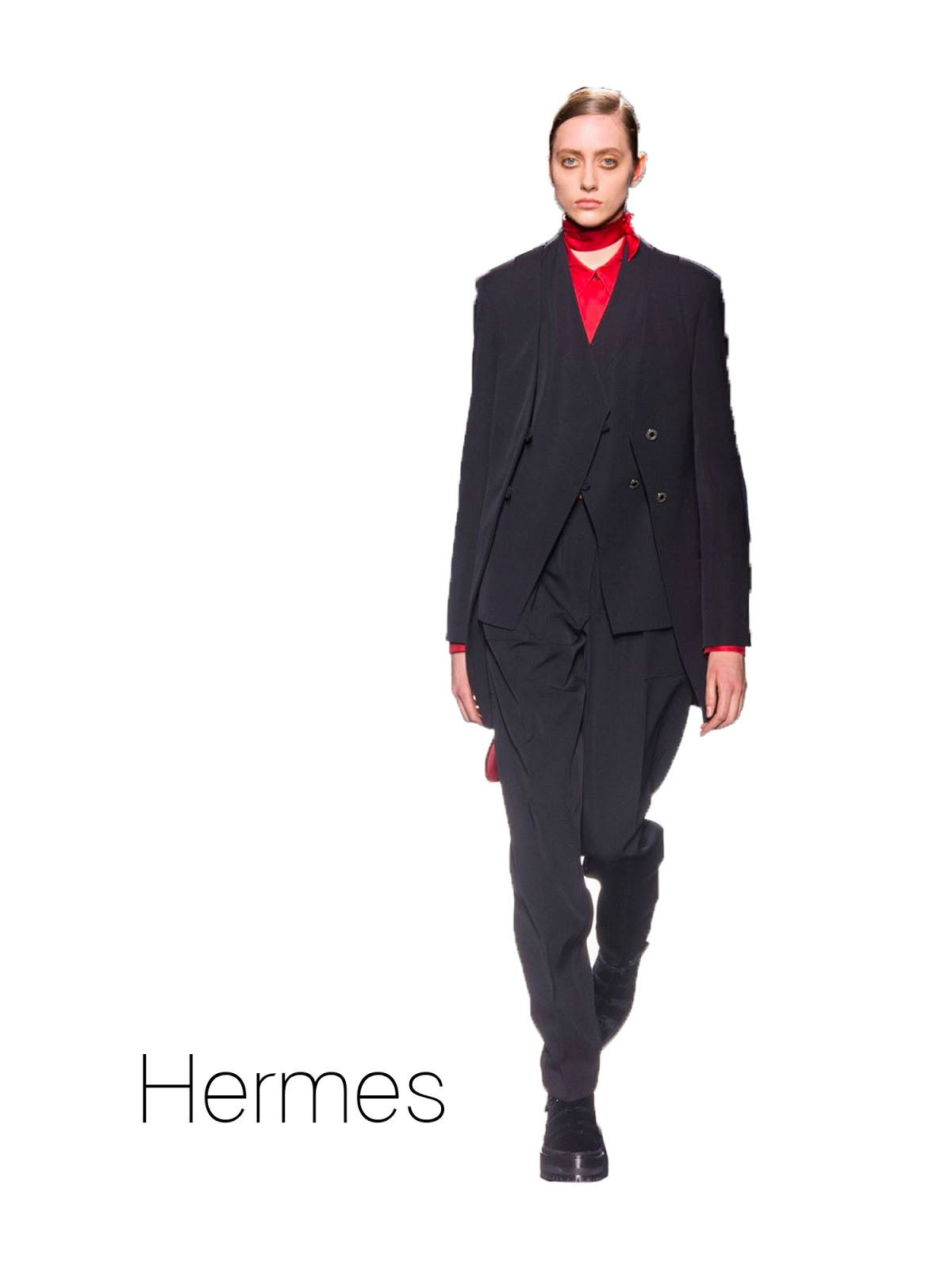 Autumn, Winter, 2017, 2018, trends, Hermes