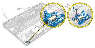 Dell Latitude 15 5000 Series (E5570) Service Manual PDF (English) / User Guide