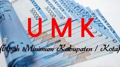 Daftar Besaran UMK 2019 Kabupaten/ Kota Se-Jateng (Jawa Tengah)