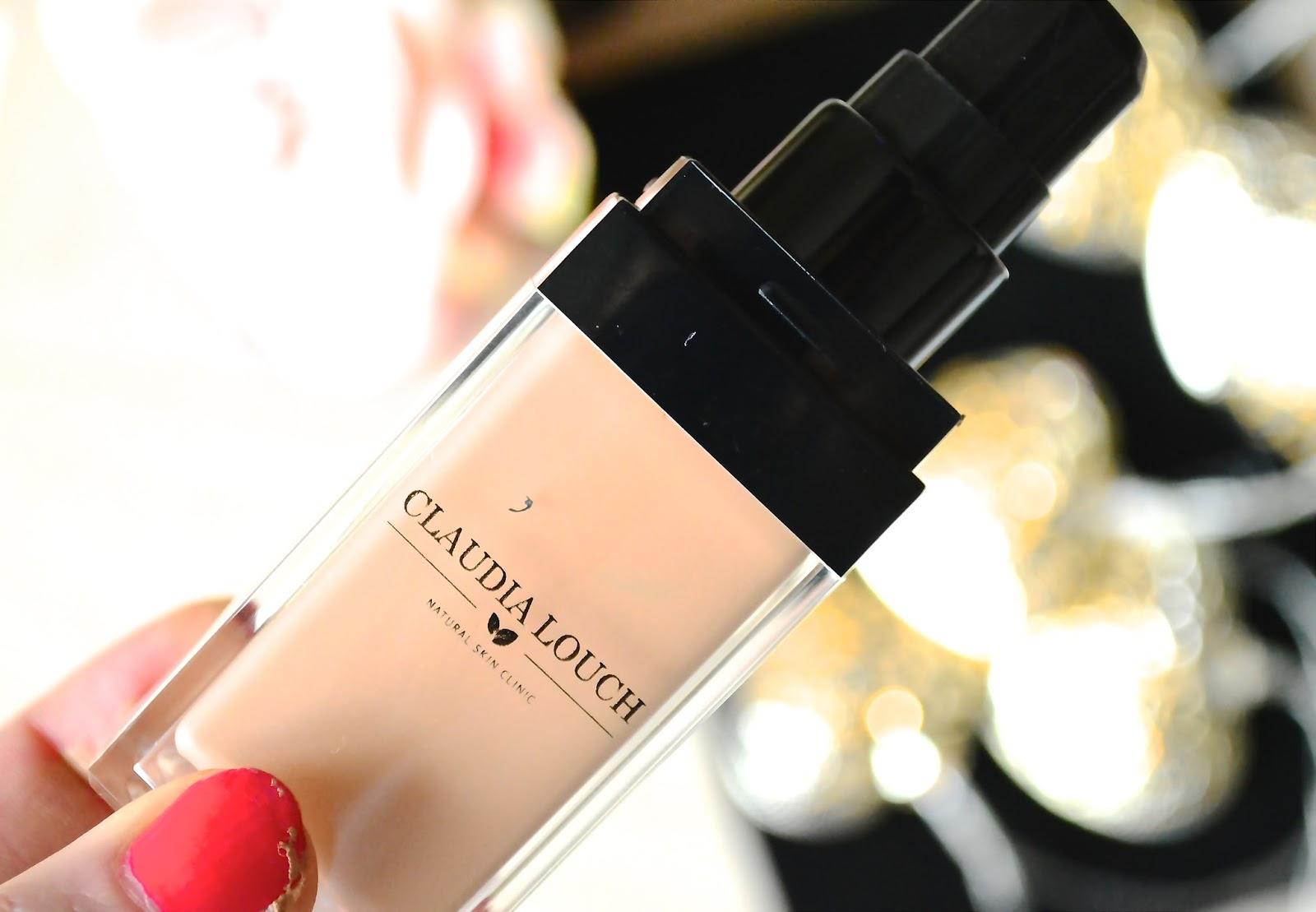 Claudia Louch Flawless Finish Foundation