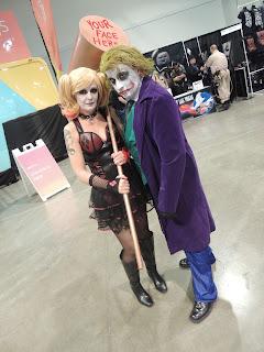 joker harley quinn cosplay