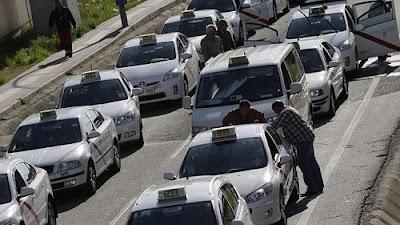 El taxi madrileño, cada vez menos contaminante, y en Baleares porque NO ?